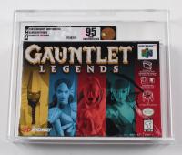 "1999 ""Gauntlet Legends"" Nintendo N64 Video Game (VGA 95) at PristineAuction.com"