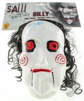 "Tobin Bell Signed ""Saw"" Mask Inscribed ""Jigsaw"" (Beckett Hologram) at PristineAuction.com"