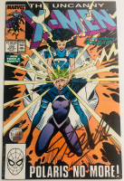 "Stan Lee Signed 1989 ""Uncanny X-Men"" Issue #250 Marvel Comic Book (Lee COA) at PristineAuction.com"