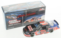 Kevin Harvick Signed LE #21 Coast Guard Reserve / Richmond Win 2006 Monte Carlo SS Club Car 1:24 Scale Die-Cast Car (JSA COA) at PristineAuction.com