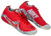 Mike Trout Signed Pair of Game-Issued Nike Cleats (MLB Hologram) at PristineAuction.com
