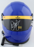 Dale Earnhardt Jr. Signed NASCAR Wrangler #3 Full-Size Helmet (Dale Jr. Hologram & COA) (See Description) at PristineAuction.com