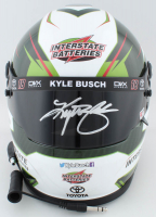 Kyle Busch Signed NASCAR Interstate Batteries Full-Size Helmet (PA COA) (See Description) at PristineAuction.com