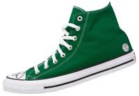Larry Bird Signed Converse All-Star Shoe (Beckett COA & Bird Hologram) at PristineAuction.com