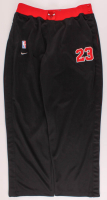 Michael Jordan Chicago Bulls Warm-Up Pants at PristineAuction.com