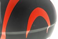 Joe Burrow Signed Bengals Eclipse Alternate Full-Size Speed Helmet (Fanatics Hologram) at PristineAuction.com