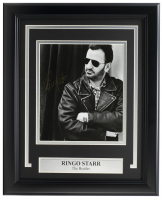 Ringo Starr Signed 11x14 Custom Framed Photo (JSA ALOA) at PristineAuction.com