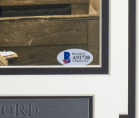 "Harrison Ford Signed ""Indiana Jones"" 11x14 Custom Framed Photo Display (Beckett LOA) at PristineAuction.com"