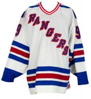 Wayne Gretzky Signed Rangers CCM Authentic Jersey (UDA COA) at PristineAuction.com