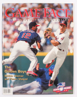 1999 Indians Game Face Division Series Magazine at PristineAuction.com