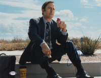 """Bob Odenkirk Signed """"Better Call Saul"""" 11x14 Photo (PSA Hologram) at PristineAuction.com"""