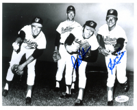Pat Dobson & Mike Cuellar Signed Orioles 8x10 Photo (JSA COA) at PristineAuction.com