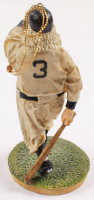 1994 Cooperstown 1927 Yankees Uniform Santa Ornament at PristineAuction.com