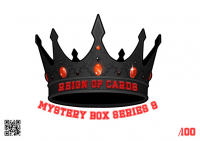 Reign of Cards Mystery Box - Series 9 at PristineAuction.com