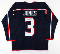 Seth Jones Signed Jersey (Beckett COA) at PristineAuction.com