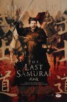 "Tom Cruise Signed ""The Last Samurai"" 12x18 Photo (PSA Hologram) at PristineAuction.com"
