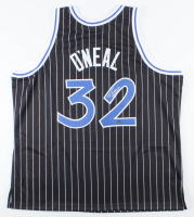 Shaquille O'Neal Signed Magic Jersey (Schwartz COA) at PristineAuction.com