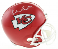 Patrick Mahomes Signed Chiefs Full-Size Helmet (JSA COA) at PristineAuction.com