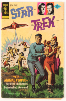 "1975 ""Star Trek"" Issue #32 Gold Key Comic Book at PristineAuction.com"