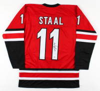 Jordan Staal Signed Jersey (Beckett COA) at PristineAuction.com