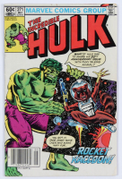 "1982 ""The Incredible Hulk"" Issue #271 Marvel Comic Book at PristineAuction.com"