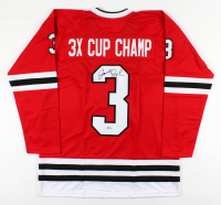 Joel Quenneville Signed Jersey (Beckett COA) at PristineAuction.com