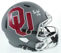 Baker Mayfield Signed Oklahoma Sooners Full-Size AMP Alternate Speed Helmet (Beckett COA) at PristineAuction.com