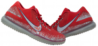 Pair of (2) Mike Trout Signed Game-Issued Nike Zoom Trout 3's Turf Shoes (MLB Hologram) at PristineAuction.com