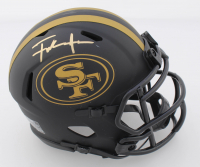 Frank Gore Signed 49ers Eclipse Alternate Speed Mini Helmet (JSA COA) at PristineAuction.com