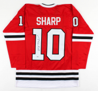 Patrick Sharp Signed Jersey (Beckett COA) at PristineAuction.com