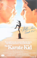 "Ralph Macchio Signed ""The Karate Kid"" 11x17 Photo Inscribed ""The Karate Kid"" (JSA COA) at PristineAuction.com"