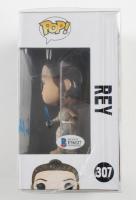 "Daisy Ridley Signed ""Star Wars"" #307 Rey Funko Pop! Vinyl Figure (Beckett COA) at PristineAuction.com"
