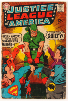 """1969 """"Justice League Of America"""" Issue #69 DC Comic Book at PristineAuction.com"""