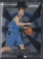 Luka Doncic 2018-19 Panini Prizm Freshman Phenoms #23 at PristineAuction.com