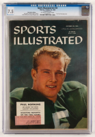 1956 Sports Illustrated Magazine (CGC 7.5) at PristineAuction.com