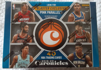 2019-20 Panini Chronicles Basketball Card Blaster Box with (8) Packs at PristineAuction.com