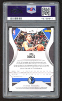 Luka Doncic 2019-20 Panini Prizm Prizms Red Ice #75 (PSA 9) at PristineAuction.com