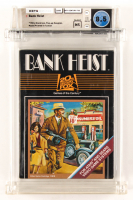 "1983 ""Bank Heist"" Atari 2600 Video Game (WATA 8.5) at PristineAuction.com"