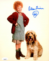 "Aileen Quinn Signed ""Annie"" 8x10 Photo (JSA COA) at PristineAuction.com"