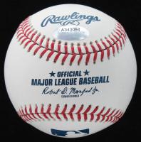 "Bobby Richardson Signed OML Baseball Inscribed ""60 WS MVP"" (Schwartz COA) at PristineAuction.com"