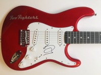 Dave Grohl Signed Full-Size Electric Guitar (JSA COA) at PristineAuction.com