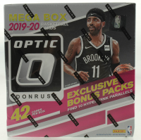 2019-20 Panini Donruss Optic Basketball Mega Box with (42) Cards at PristineAuction.com