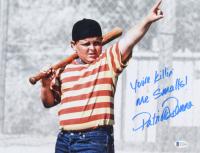 "Patrick Renna Signed ""The Sandlot"" 11x14 Photo Inscribed ""You're killin me smalls!"" (Beckett COA) at PristineAuction.com"