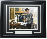 "Daniel Radcliffe Signed ""Harry Potter and the Half-Blood Prince"" 18x22 Custom Framed Photo Display (Beckett COA) at PristineAuction.com"