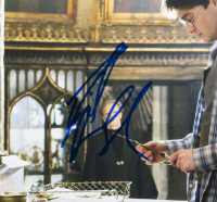 """Daniel Radcliffe Signed """"Harry Potter and the Half-Blood Prince"""" 18x22 Custom Framed Photo Display (Beckett COA) at PristineAuction.com"""