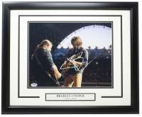 """Bradley Cooper Signed """"A Star is Born"""" 16x20 Custom Framed Photo Display (PSA COA) at PristineAuction.com"""