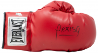 Alexis Arguello Signed Everlast Boxing Glove (Steiner COA & Fanatics Hologram) at PristineAuction.com