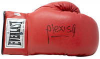 Alexis Arguello Signed Everlast Boxing Glove (Steiner COA & Fanatics Hologram) at PristineAuction.com