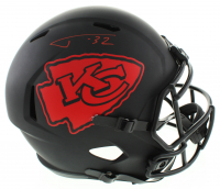 Tyrann Mathieu Signed Chiefs Full-Size Eclipse Alternate Speed Helmet (JSA COA) at PristineAuction.com