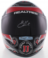 Kevin Harvick Signed NASCAR #4 2014 Jimmy Johns Helmet Full-Size Helmet (JSA COA) at PristineAuction.com